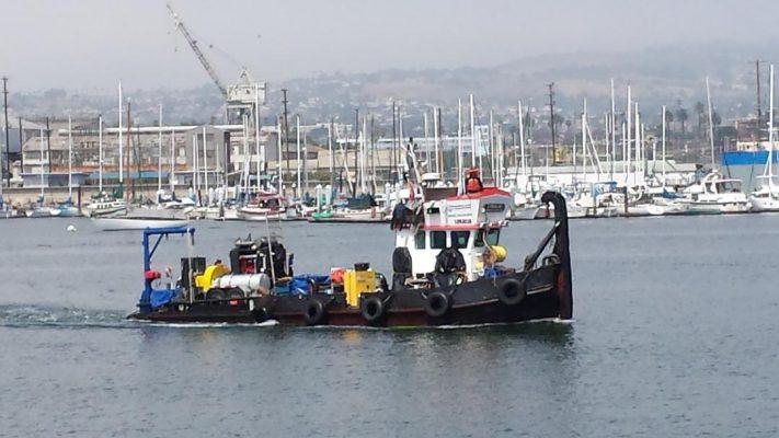 Lokalia dive boat