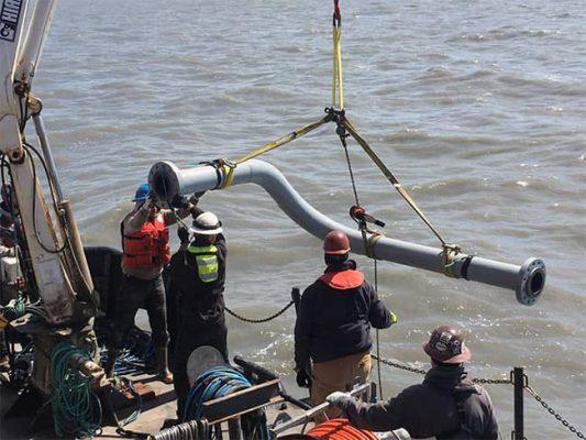 subsea manifold reconfiguration alaska