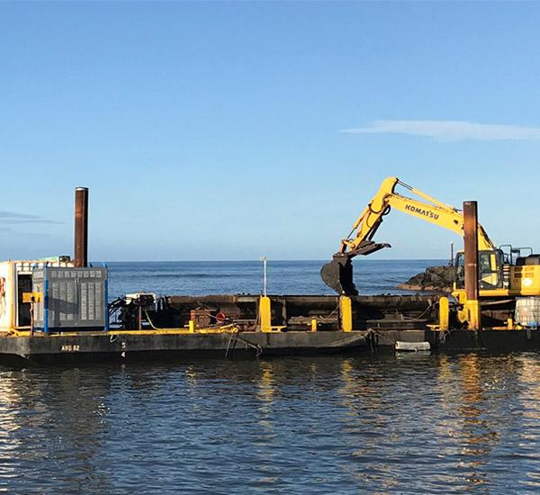 AWB 82 marine equipment
