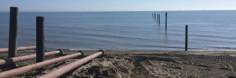 Cook Inlet Platform Subsea Pipeline Installation