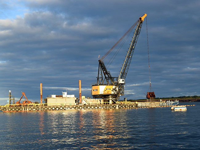 Port Allen Maintenance Dredging
